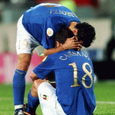 EURO2004終了後の1シーン